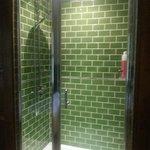 doccia stupenda