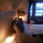 camera arredata con gusto