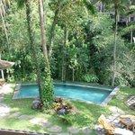 View from Villa Nakula