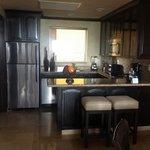 Kitchen in one bedroom