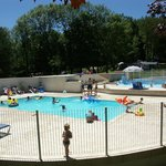 Piscine avec Pataugeoire - Swimming pool