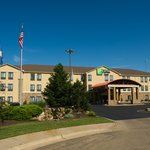 Foto de Holiday Inn Express Hotel & Suites Topeka West I70 & Wanamaker