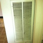 Vent in room