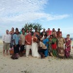 Our unforgettable day on Leleuvia!