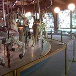 Working carousel