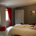 chambre luxe !