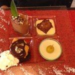 Dessert Quatuor