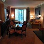 Sehr schöne Suite