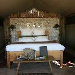 The honeymoon suite