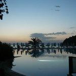 Sunset at Hillside Beach Club