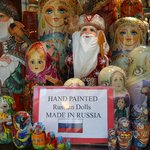 Russian Dolls,Prudential Center