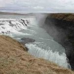 Gulfoss-one of the many beautiful sights of Iceland