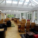 Conservatory/Dining Area (24.5.13)