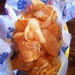 house chips-tasty & crispy
