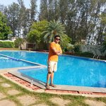 pool quite clean