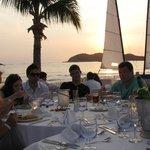 Many dining experiences