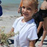 Having fun at Sanibel Sea School