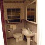 Nice, clean bathrooms