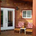 The Cottage deck