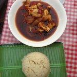 squid sambal