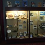 Display Cabinet at the Hotel