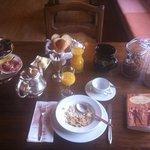 Free breakfast is huge