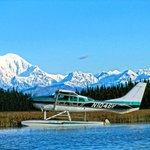 Remote Lake Landing