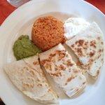 Mexikanisches Essen bei LaFonda