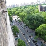 Hotel room view W81st street side