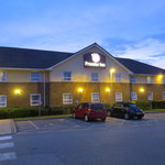 View of Premier Inn Polegate