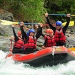 Rafting with Heidal Rafting