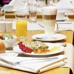 Mövenpick breakfast