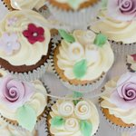 Beautiful cupcakes from Liggy's Cakes