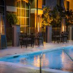 Relax in Heated Pool