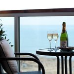 Penthouse Apartment - Private Balcony with views of Westward Ho! Beach