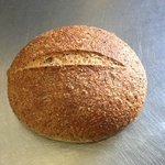 Seeded Wholemeal Sour Dough, baked fresh daily.