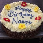 Birthday or special occasion cakes