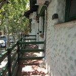 Balcones a la Av. Las Heras