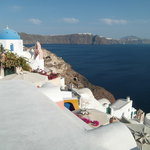Lots of lovely view's here from Oia village