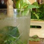 Asian Pear Mojito