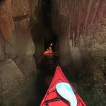Inside The Tight Caves