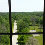 Picture from the top of the tower.