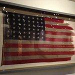 Flag from Iwo Jima