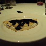 3-course dinner: dessert (crepe)