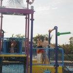 Aqua park dla dzieci