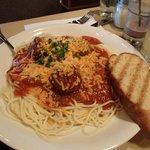 Smoky Mountain Spaghetti
