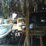 Partial View Bar-Resto
