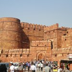Taj mahal day tour with