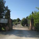 Entrance Borgo