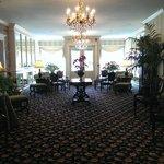 Inn Lobby